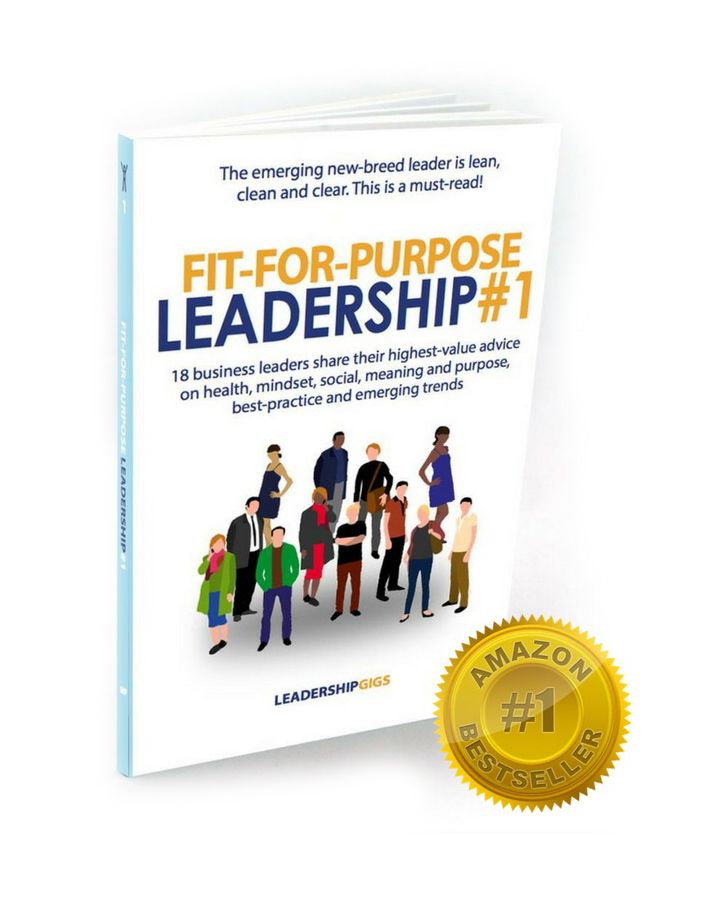 Cover image of Fit-For-Purpose Leadership #1