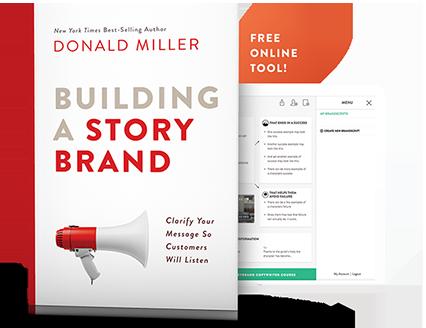 Storybrand - book & online tool